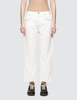 Maison Margiela Pocket Jeans