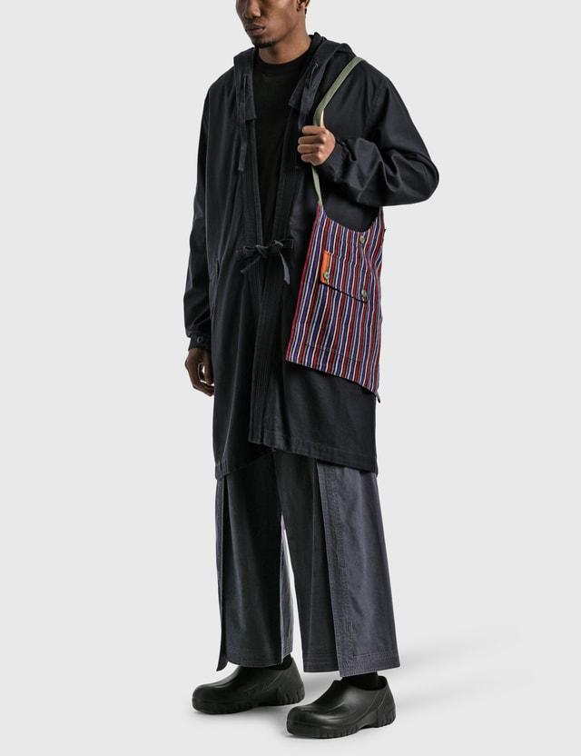 Maharishi U.S. Kimono Parka Black Men