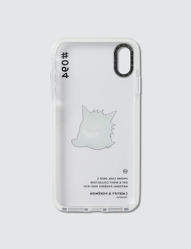 Casetify Gengar 094 Pokédex Day Iphone XS Max Case