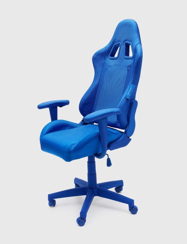 Crosby Studios Blue Office Chair Blue Men