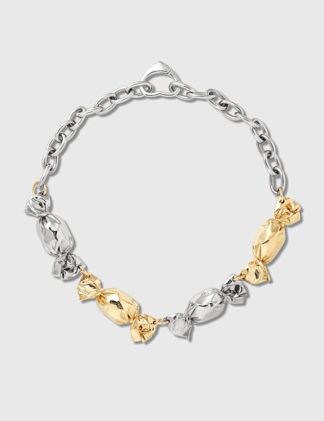 Safsafu Candy Necklace Brass Women