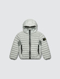 Stone Island Hooded Puffer Infant Jacket 사진