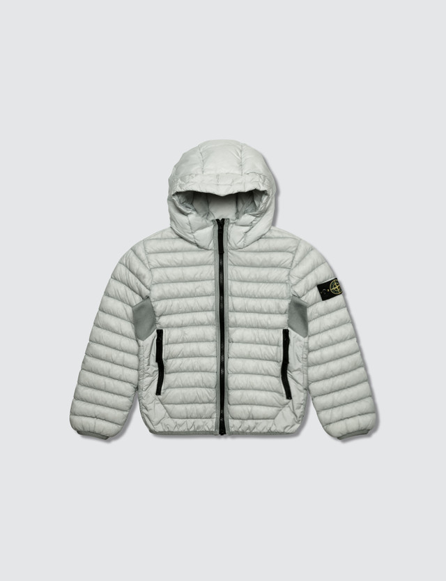 Stone Island Hooded Puffer Infant Jacket