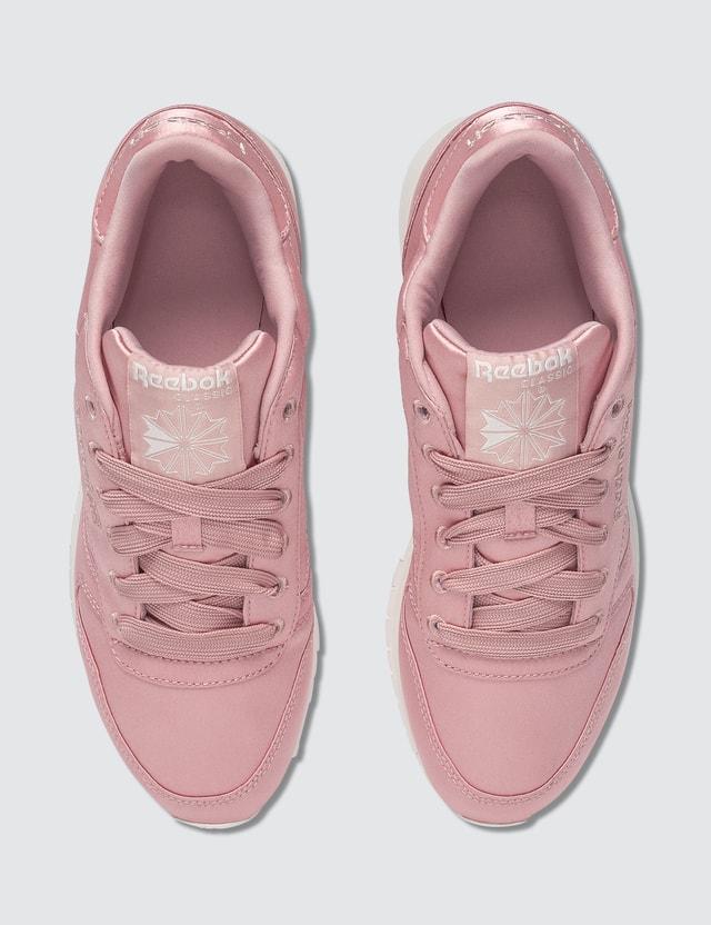 Reebok CL Lthr Satin Pink Women