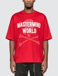Mastermind World Logo Print T-Shirt Picture