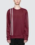 Helmut Lang Sport Stripe Sweatshirt Picture