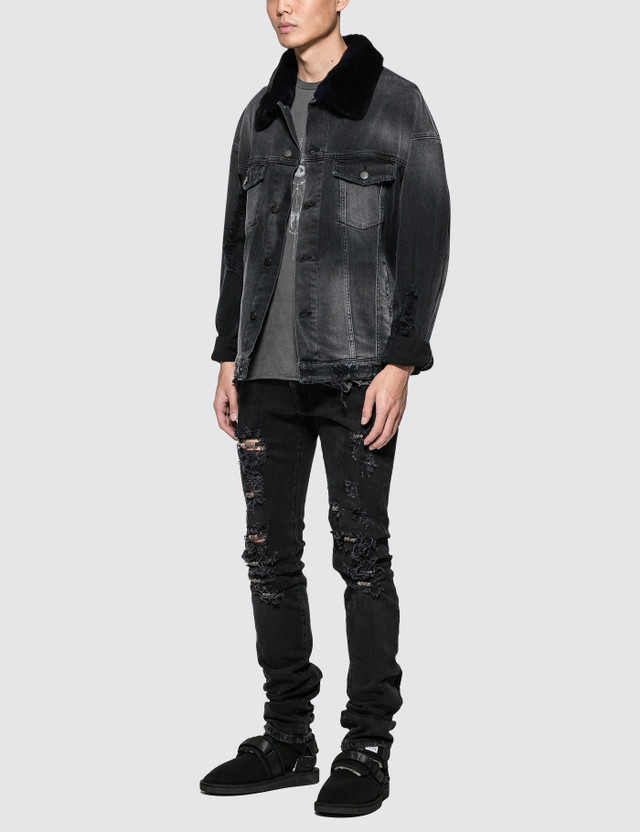 Alchemist Rocky Two Jacket with Orylag Fur Collar