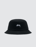 Stussy Stock Bucket Hat Picture