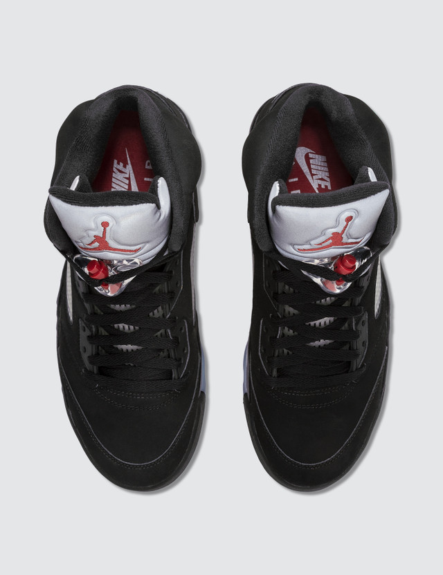 "Jordan Brand Air Jordan 5 Retro 2016 ""Black Metallic"""