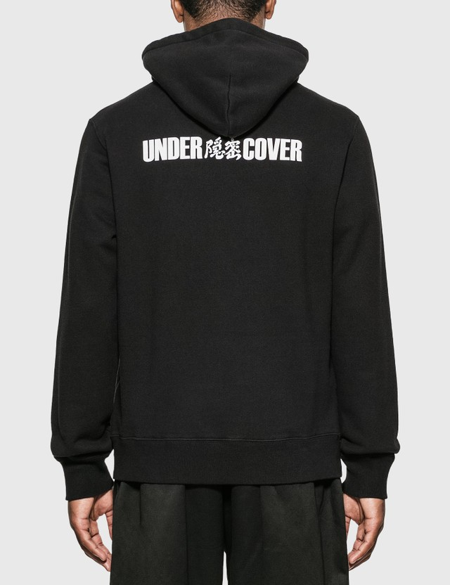 Undercover U Logo Hoodie Black Men