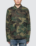 Alpha Industries Decorated F-2 French Field Coat Picture