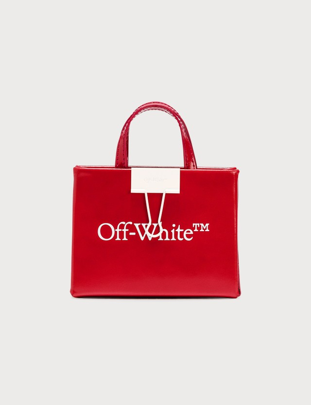 Off-White Baby Box Bag