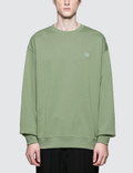Acne Studios Forba Face Sweatshirt Picture