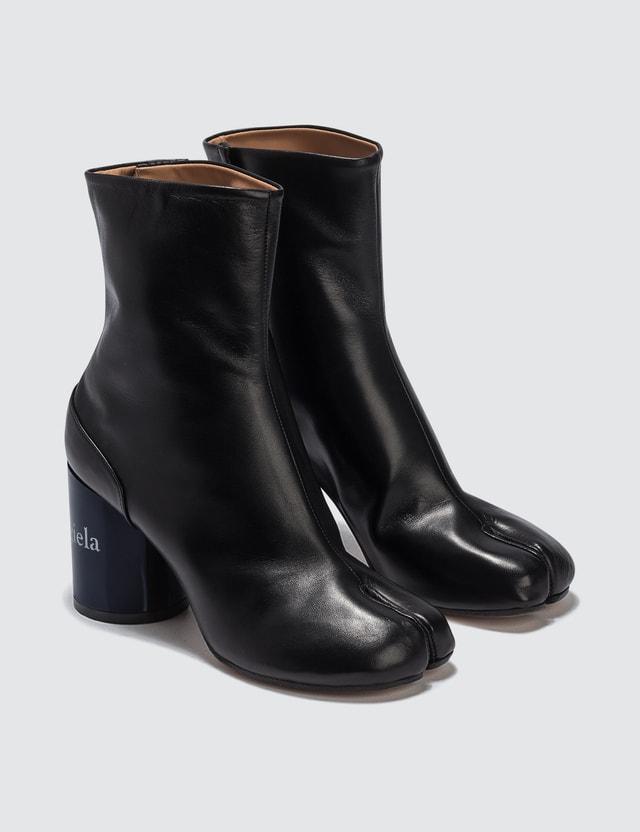 Maison Margiela Tabi Hologram Ankle Boots