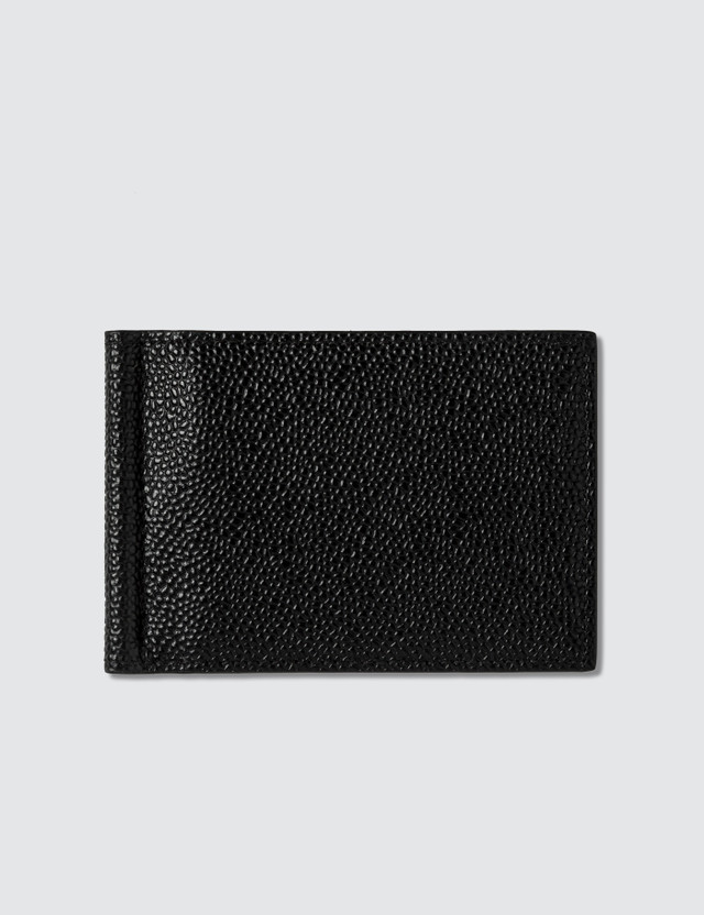 Thom Browne Money Clip Wallet
