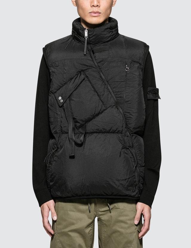 1017 ALYX 9SM Asymmetrical Puffer Vest