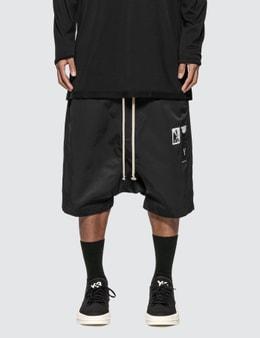 Rick Owens Drkshdw Pods Shorts