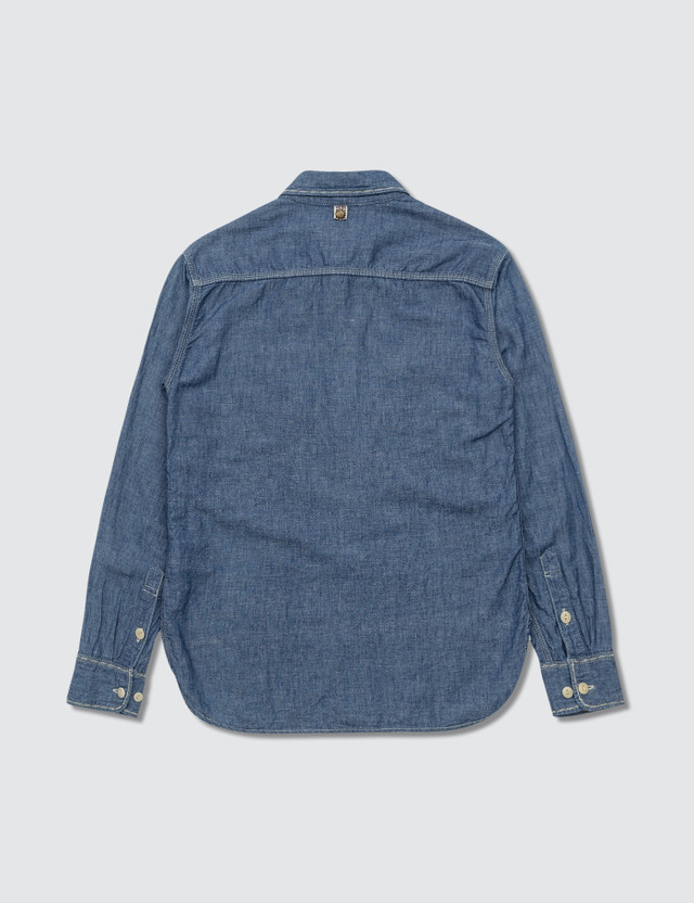 Visvim Visvim Chambray Shirt