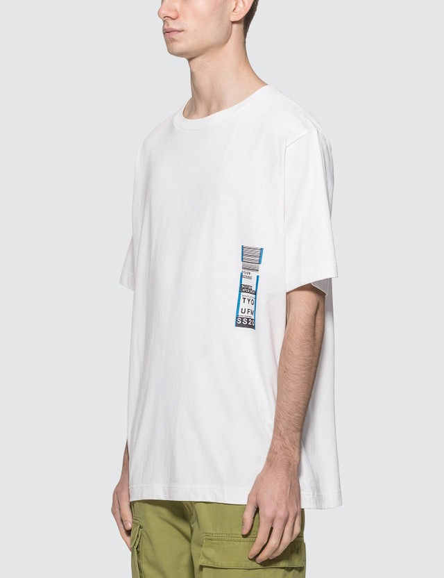 uniform experiment Baggage Tag Wide T-shirt