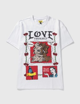 Chinatown Market Never Be Alone Bear T-shirt