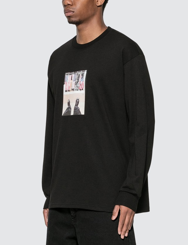 Polar Skate Co. Happy Sad Around The World Long Sleeve T-Shirt
