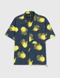 Brain Dead Brain Dead x Gotcha Poplin Snap Shirt Picutre