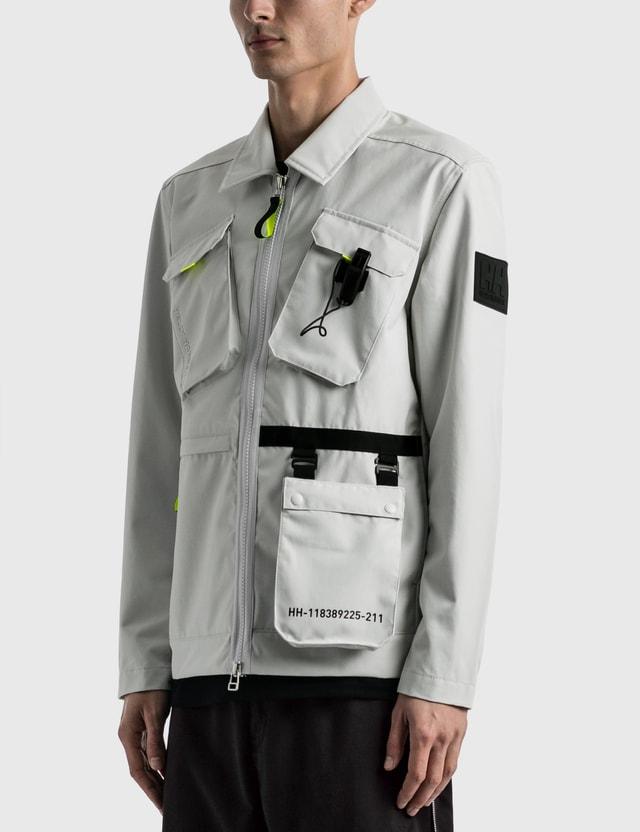 Helly Hansen Saline Jacket Nimbus Cloud Men