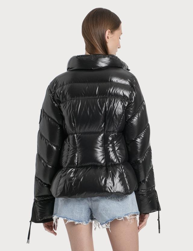 Moncler Madame Down Jacket Black Women