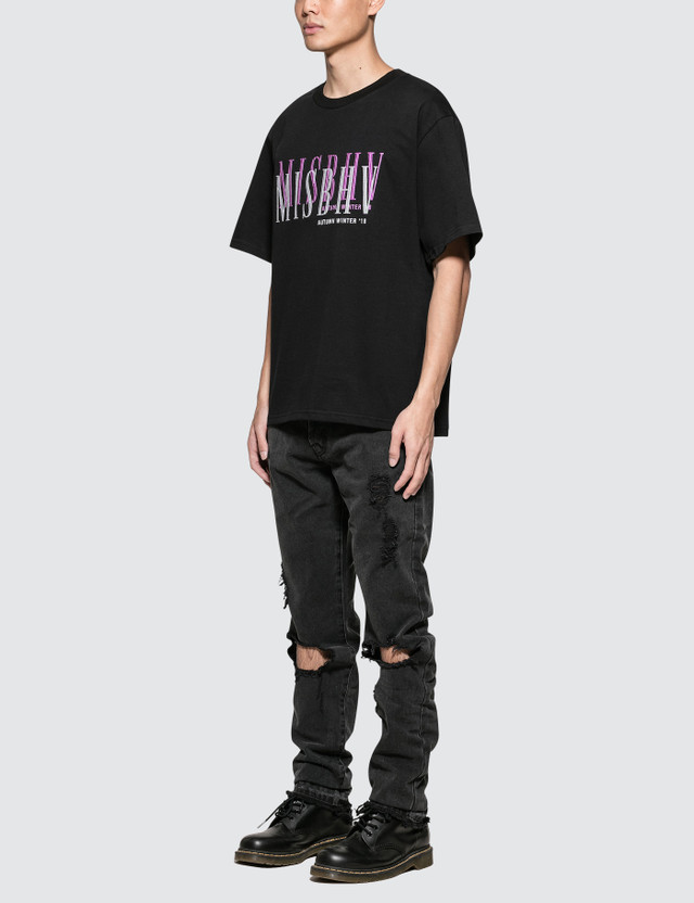 Misbhv Double Embro S/S T-Shirt