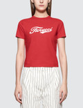 Fiorucci Soda Cropped Short Sleeve T-shirt Picture
