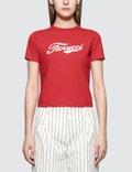 Fiorucci Soda Cropped Short Sleeve T-shirt Picutre