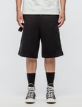 Public School Durero Shorts With Herringbone Tape Details Picture