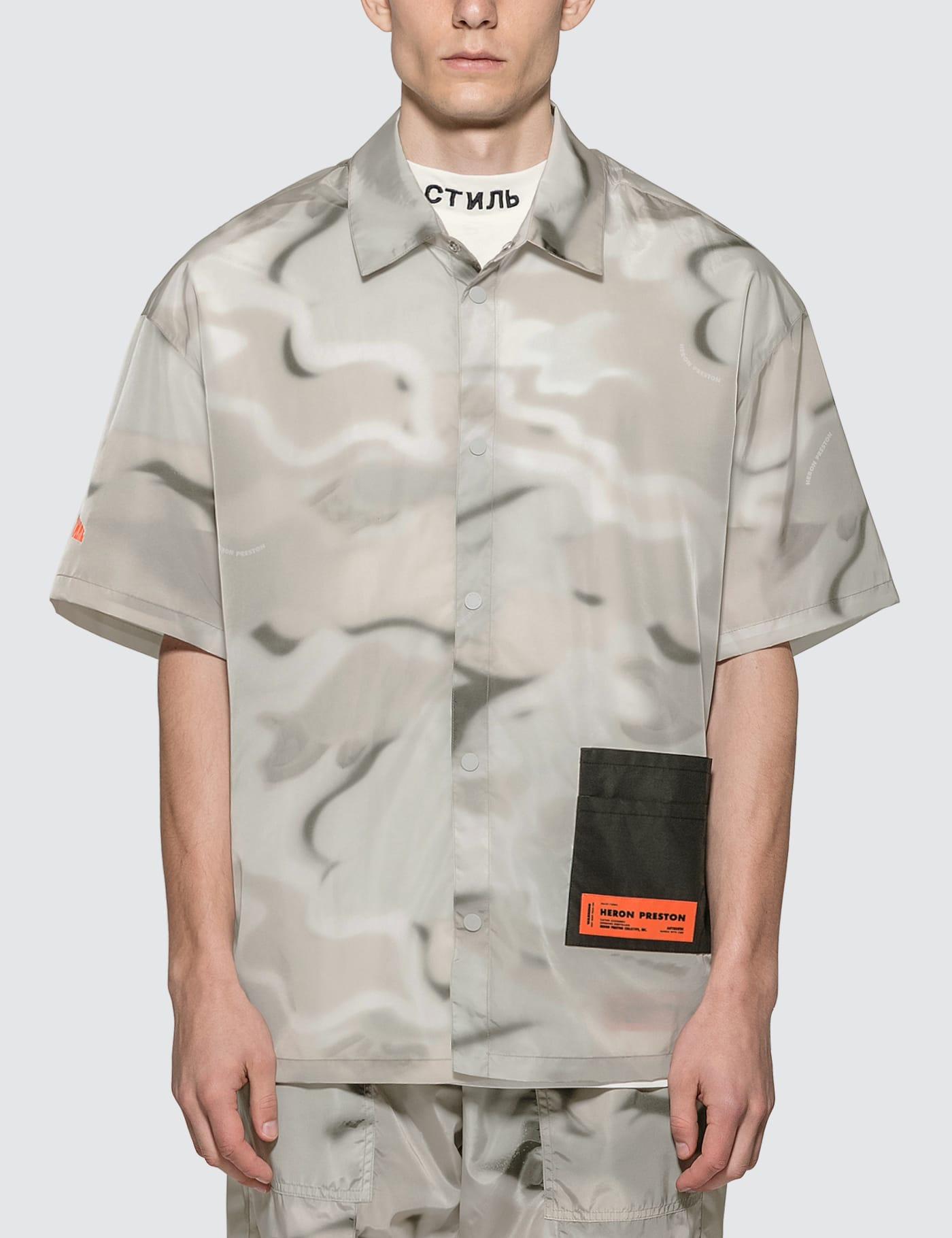$530 Thom Browne Grey Inverse Check Poplin New Shirt Size 0 1 /&  2 XS S /& M
