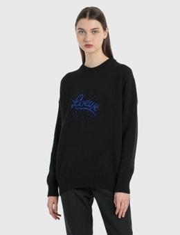 Loewe Loewe Beads Sweater