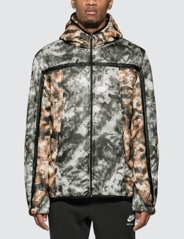 1017 ALYX 9SM Mesh Polar Fleece Zip Up Jacket