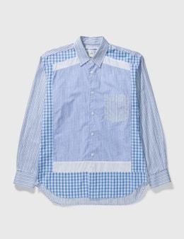 Comme des Garçons Shirt Cdg Shirt Mutli Stripe Shirt