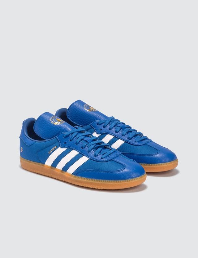 Adidas Originals Oyster Holdings x Adidas Samba