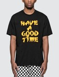 Have A Good Time Karate Logo T-Shirt Picture