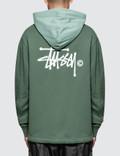 Stussy Two Tone Hoodie Picutre