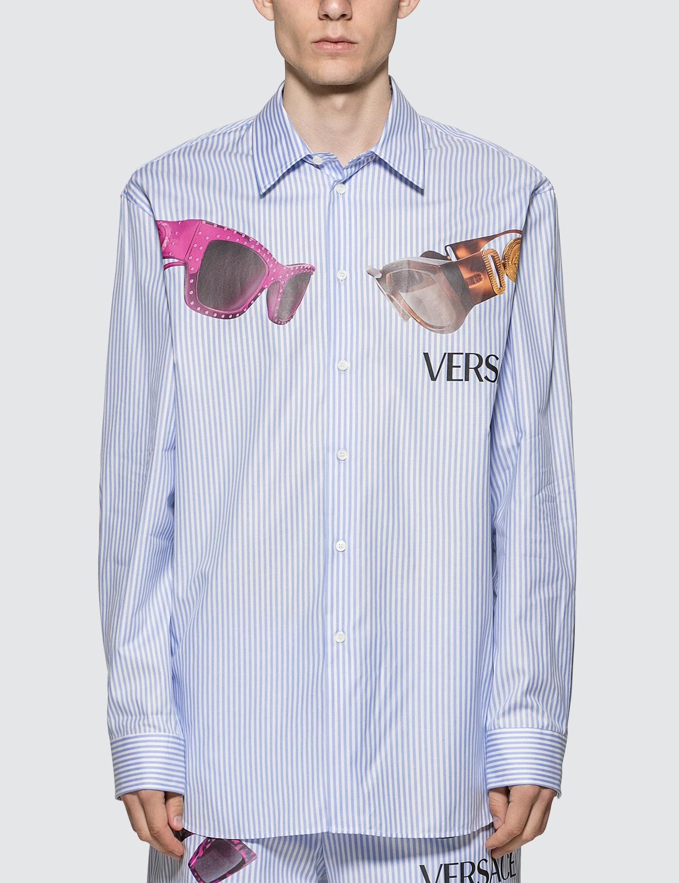 Medusa Biggie Print Shirt