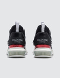 Valentino Bounce Mid Top Sneaker