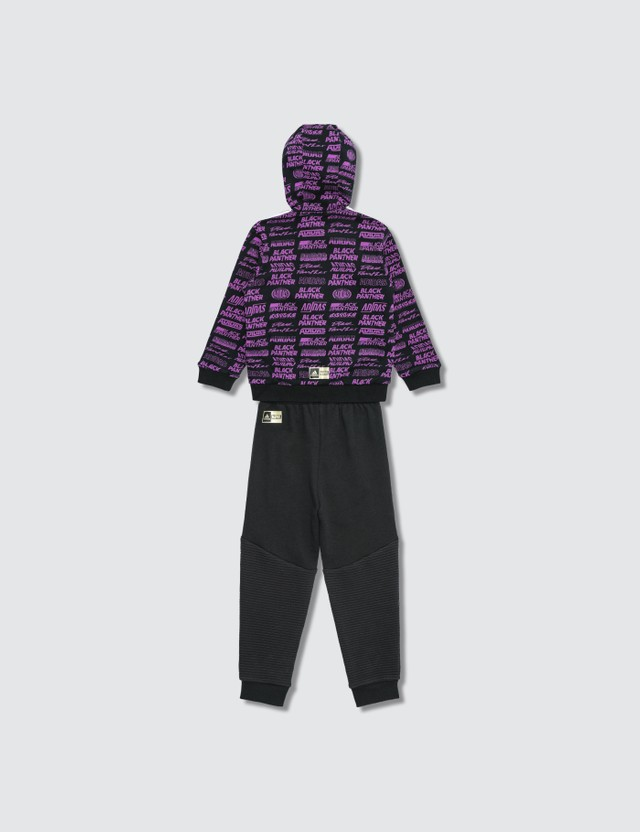 Adidas Originals Adidas Originals x Marvel Black Panther Jogger Set (Infants)