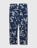 Aries Alphabetti Lilly Jeans Picture