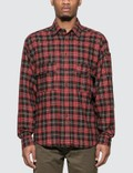 Rassvet Long Sleeve Flannel Shirt 사진