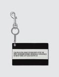 CALVIN KLEIN JEANS EST.1978 Est. 1978 Patch Key Chain