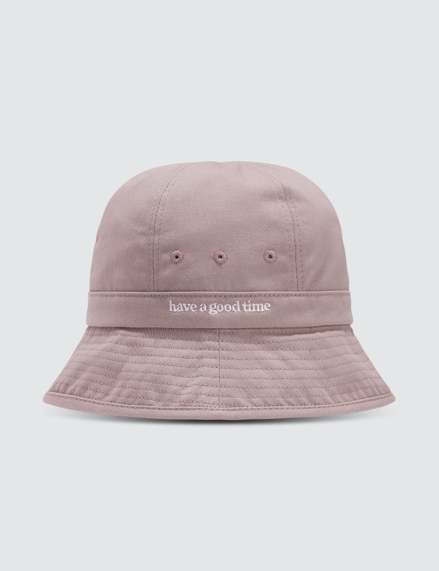Have A Good Time Logo Bucket Hat