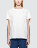 Champion Reverse Weave Classic Small Logo S/S T-Shirt Picture