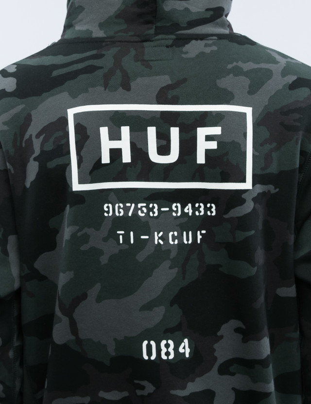 Huf Standard Issue Pullover Hoodie