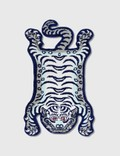 RAW EMOTIONS Small Mascot Tiger Rug Picutre