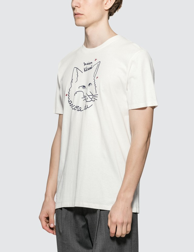Maison Kitsune Ancora Tu S/S T-Shirt